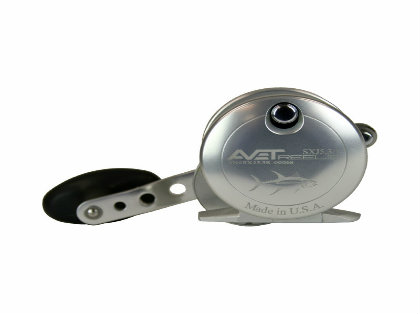 Avet SXJ 5.3 Single Speed Lever Drag Casting Reels